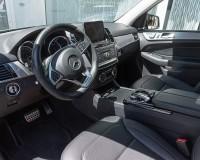 Mercedes AMG Innen